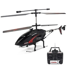 Buy large size RC helicopter 505 3.5CH Electric RC Helicopter gyro remote Control plane led light Shock Shatter Resistant for $65.60 in AliExpress store