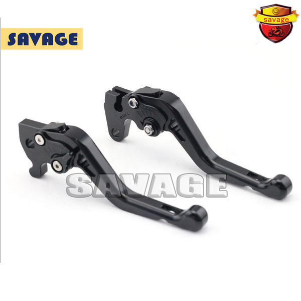For YAMAHA R15 indian version 2011-2014 Black Motorcycle Accessories CNC Aluminum Short Brake Clutch Levers<br><br>Aliexpress