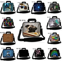 "10"" Laptop Shoulder Bag Sleeve Case+Handle For Apple New iPad 3/Ipad 1/Ipad 2 /New Samsung Galaxy Tab S 10.5"" Tablet w/Cover(China)"