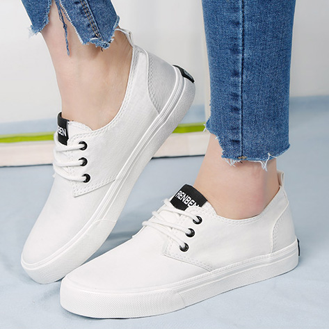 2017 Limited Real Zapatillas Deportivas Mujer Free Shipping Summer Quality Canvas Shoes Flat-bottomed Single Womens Casual <br><br>Aliexpress