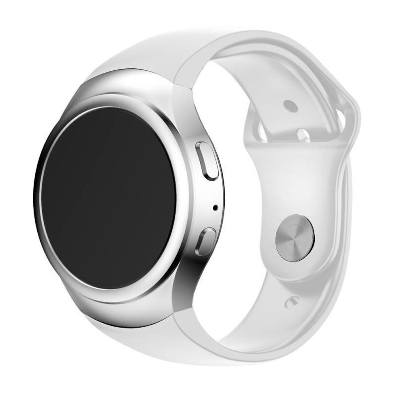 Superior Luxury Silicone Watch Band Strap For Samsung Galaxy Gear S2 SM-R720 July 14<br><br>Aliexpress