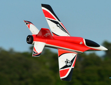 Stinger64 Electric RC Jet plane model 3s standard PNP and upgraded 4S PNP version(China)