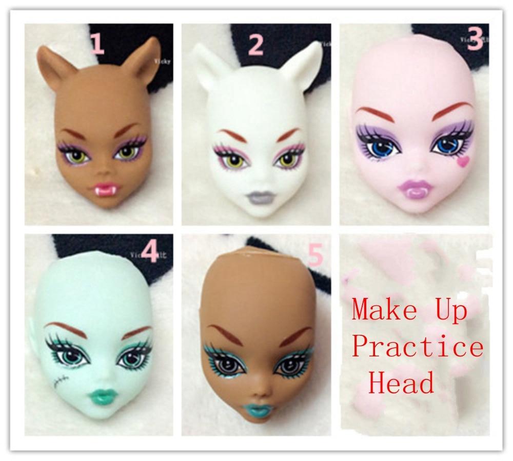 Plastic makeup