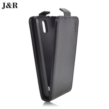 For Lenovo A328 Flip Leather Cover Case For Lenovo A328 A328T A 328 T 4.5 Inch Protective Mobile Phone Bags & Cases