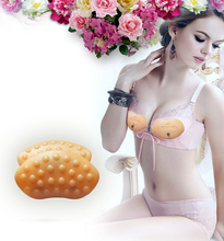 Electric Breast Instruments Chest Massager Bra Bracers Milk Breast Increases Breast Pops Power Down Products