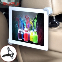 RAXFLY Multi-function Tablet Headrest For iPad Mini iPad 4 iPad 2 iPad 3 Bracket Car Back Holder Universal Mount PC Stander