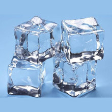 2cm/3cm Artificial Fake Ice Cube Clear Plastic  Christmas Decoration Party Supply Home Display