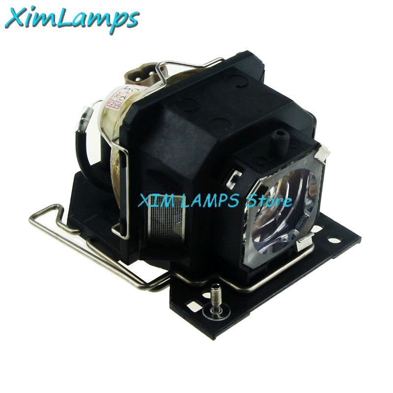Replacement TV Projector Lamp DT00821 RLC-039 CPX5LAMP for Hitachi CP-X264 / CP-X3 / CP-X3W / CP-X5 / CP-X5W / CP-X6 / HCP-600X<br>