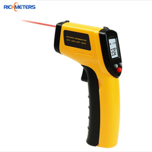 GM320 Laser Non-Contact IR Infrared Thermometer Digital Temperature Gun -50~380C  Emissivity 0.95 12:1