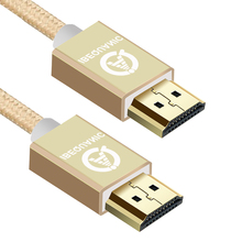 HDMI 2.0 Cable High Speed HDMI Cable 3D TV PS4 SKY HD 4K Ultra HD Ethernet Audio Return 1M 2M 3M 5M(China)