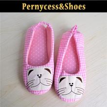 Cute plush bunny cat slippers home shoes home slippers slippers women pantufa chinelo bulk dropshopping