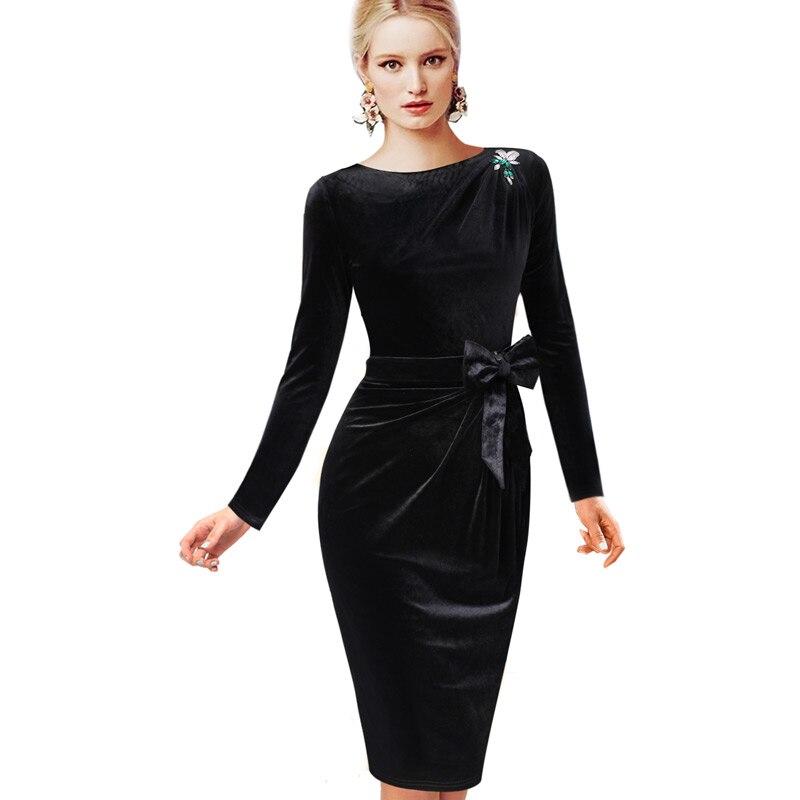 Как сшить маленькое черное платье из бархата 85