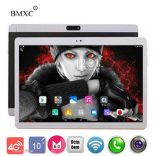 "2017 Newest 10 inch Tablet PC Octa Core 4GB RAM 64GB ROM  1920*1200 IPS Android 6.0 GPS 3G 4G LTE T900 Tablet PC 10 10.1"" +Gifts"