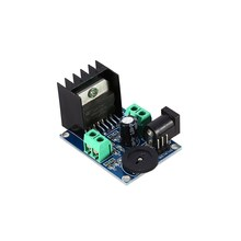 Wholesale 10 Pcs/Lot TDA7297 Amplifier Board Spare Parts DC 12v Grade 2.0 Dual Audio Encoding 15w Electronic DIY Kit