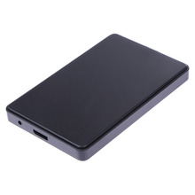 2.5inch USB 3.0 SATA HDD Hard Drive Enclosure HDD External Case Hard Drive up to 2TB Support for Windows 7/8/98/ME/2000/XPMac OS