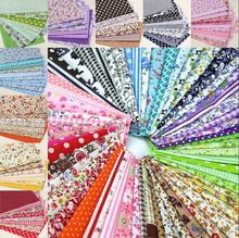 60pieces random color 20cm*25cm Remnant cloth fabric cotton fabric charm packs patchwork fabric quilting tilda creative design