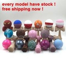 Hot baby toy kendama ball wooden christmas gift toys for children Kids Toy factory PRO high quality
