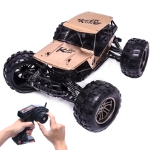 1:12 RC Cars 2.4G Alloy High Speed RC Monster Remote Control Off Road Car RTR Toy Climbing Car 43km/h Off-Road Vehicle Toy New