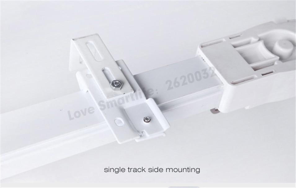 Original Dooya Super Quiet Electric Curtain Track for Xiaomi aqara Dooya KT82DT82 motor, Dooya Automatic Curtain Track System