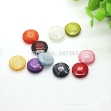 A41 Translucent pearl clasp sweater buttons sewing accessories children accessories clothing set bulk buttons sew scrapbooking