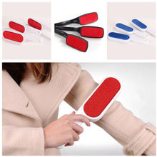 Hot Sale Magic Lint Rollers Dust Brush Pet Hair Remover Clothing Cloth Dry Cleaning with Swivel(China)