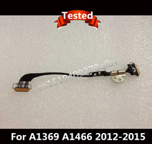 "13"" For Macbook Air A1369 A1466 LCD LVD Cable With LCD hinge MC503 MC504 Year of 2012 2013 2014 2015"
