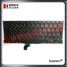 A1502 2013 2014 2015 Russian Keyboard 13 Inch For Macbook Retina Pro Laptop RU Layout Language Keyboards Replacement