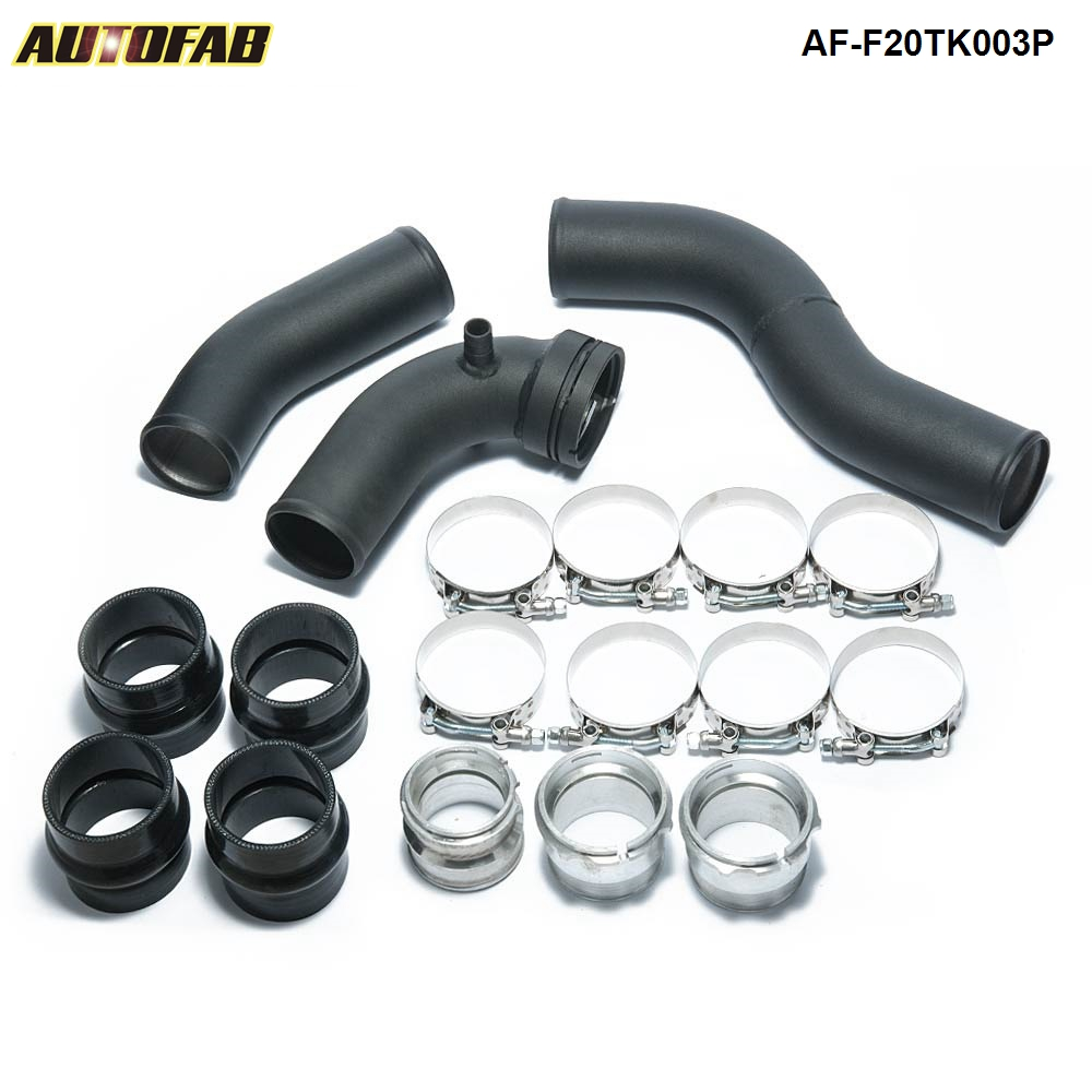 Turbos, Nitrous, Superchargers 3 Intake Turbo Charge Pipe Cooling Kit Turbo Boost Pipe for BMW F20 F30 F31 N20 Automotive