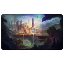 Game of Thrones Castle City Town Village Playmat A Song of ice and fire for Magical, the Gathering Play mat