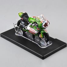 1/18 Scale Aprilia RSW #46 Imola 1999 Diecast Motorcycle Collecion Racing Bike Models