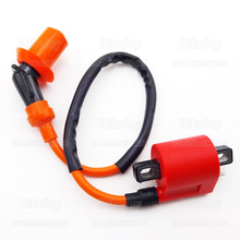 New Performance CG Racing Ignition Coil for 50cc 125cc 150cc 200cc 250cc Chinese ATV Quad Dirt Pit Bike Scooter Buggy Motorcycle(China)
