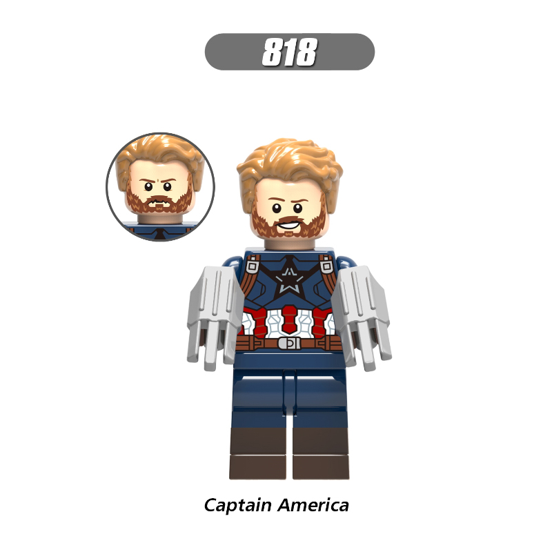 XH818-Captain America