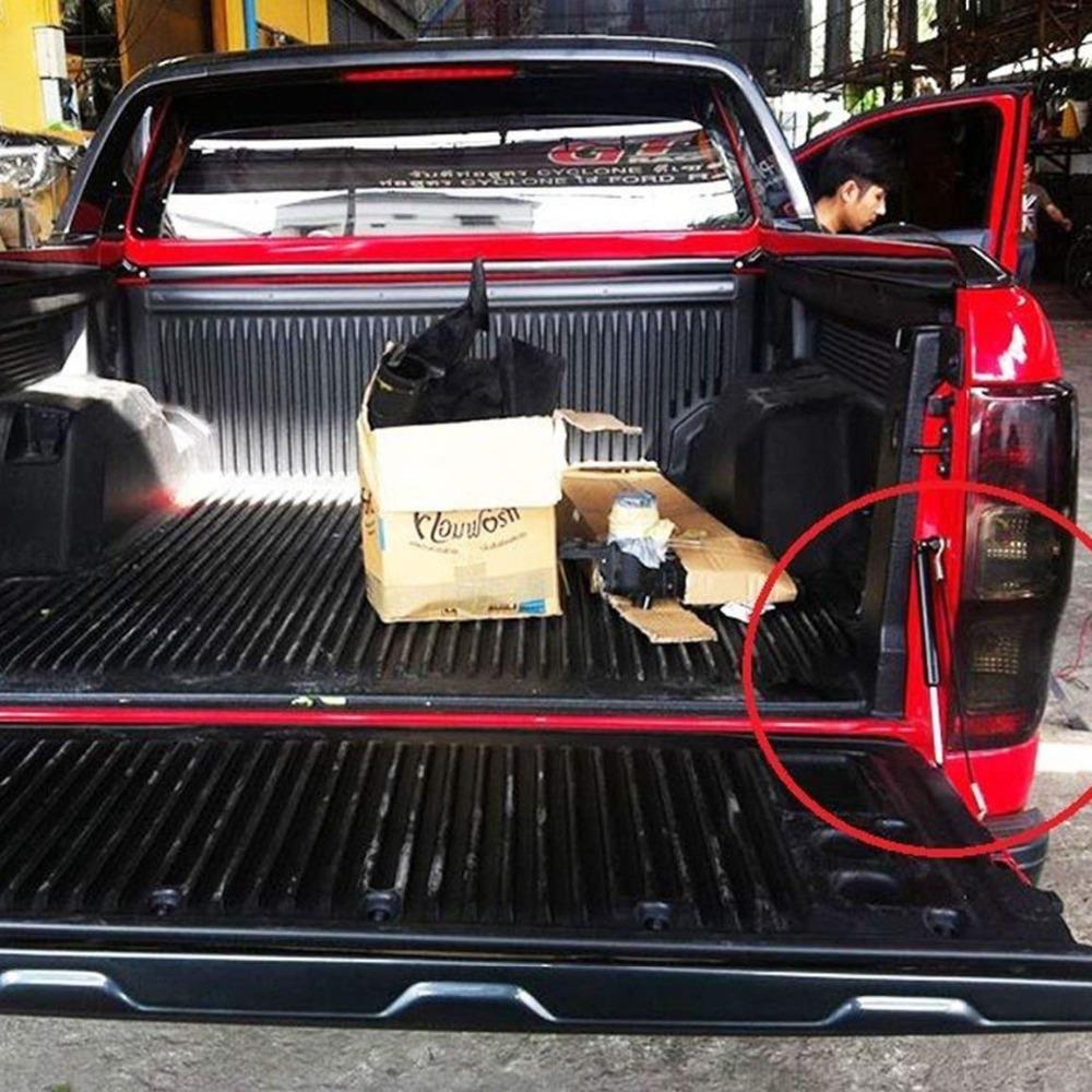 Rear Trunk Tailgate Slow Down Gas Lift Strut Damper For Toyota Hilux Vigo SR5 UK
