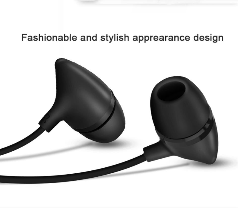 Original Uiisii C100 Devil In-Ear Earphones Music Student Headset with Mic Hifi Bass stereo For Xiaomi iphone Mobile Phone PC