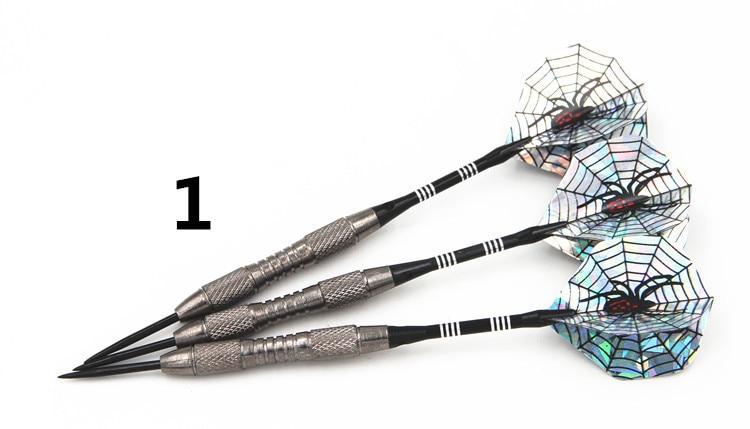 36Pcs Professional Replaceable Dart Tip Thread Darts Needle Head AccessoriesNS*