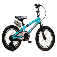 14 inch Royalbaby Aluminum Alloy kid's bike,good quality,only blue colour,it's best gift to boys and girls
