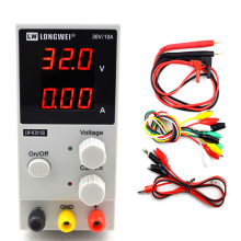 Power-Supply Laboratory Digital K3010D Adjustable Switching 30v 10a Mini DC 110v-220v