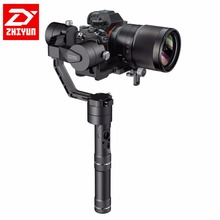 Buy ZHIYUN Crane 3 Axis Handheld Gimbal Camera Stabilizer Handheld Motion Camera Stabilizer DSLR Canon SONY A7 Cameras for $658.65 in AliExpress store
