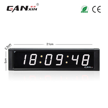 [Ganxin]Digital Home Alarm Clock with Led Time and Date Displays