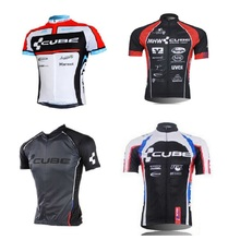 2016 Brand Pro Team Cube Cycling Jersey Ropa Ciclismo Quick-Dry Sports Jersey Cycling Clothing Bike Wear Mtb Jersey 16 style