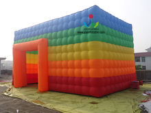 8X4M Colorfuly Inflatable /Blow Up Tent for the Outside Event