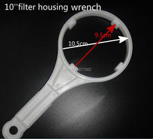 RO Wrench For 10'' Water Filter/Cartridge Housing Reverse Osmosis Aquarium Free Shipping(China)