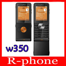 Original Unlocked Sony Ericsson W350 Cell Phone 1.3MP GSM Refurbished Cheap Phone