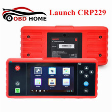 "Super Auto Scanner LAUNCH CRP229 With Full Function Touch 5.0"" Android System Update Onlie Launch Creader CRP229"