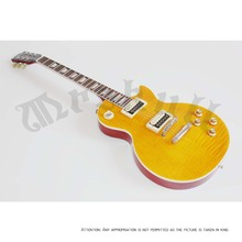 Best price free delivery lp SLASH guitar yellow flame top slash LP electric guitar