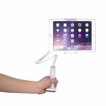Universal Tablet Mobile Lazy Holder Mount Flexible Long Arm Stand 360 Rotating Clamp for iPad air 2 mini 3 ipadair Amazon Kindle(China)