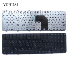 Russian laptop Keyboard for HP Pavilion G6-2000 G6Z-2000 g6-2100 G6-2163sr AER36Q02310 R36 RU keyboard with frame(China)