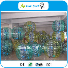 Hot Selling 1.5M Good Quality Inflatable Bubble PVC Ball Suits,Bumper Ball,Fast Delivery Bubble Zorb Football For Sale