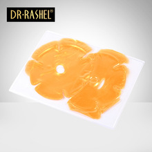 DR.RASHEL Anti-aging Skin Care Mask 24K Gold Collagen Breast Chest Masks Beauty Treatment Elastic Breasts Mask Body Face Mask
