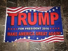 Buy Free Donald Trump 3x5 ft Flag 2016 Make America Great Donald President USA for $8.45 in AliExpress store